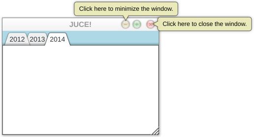 JUCE: juce::BubbleMessageComponent Class Reference