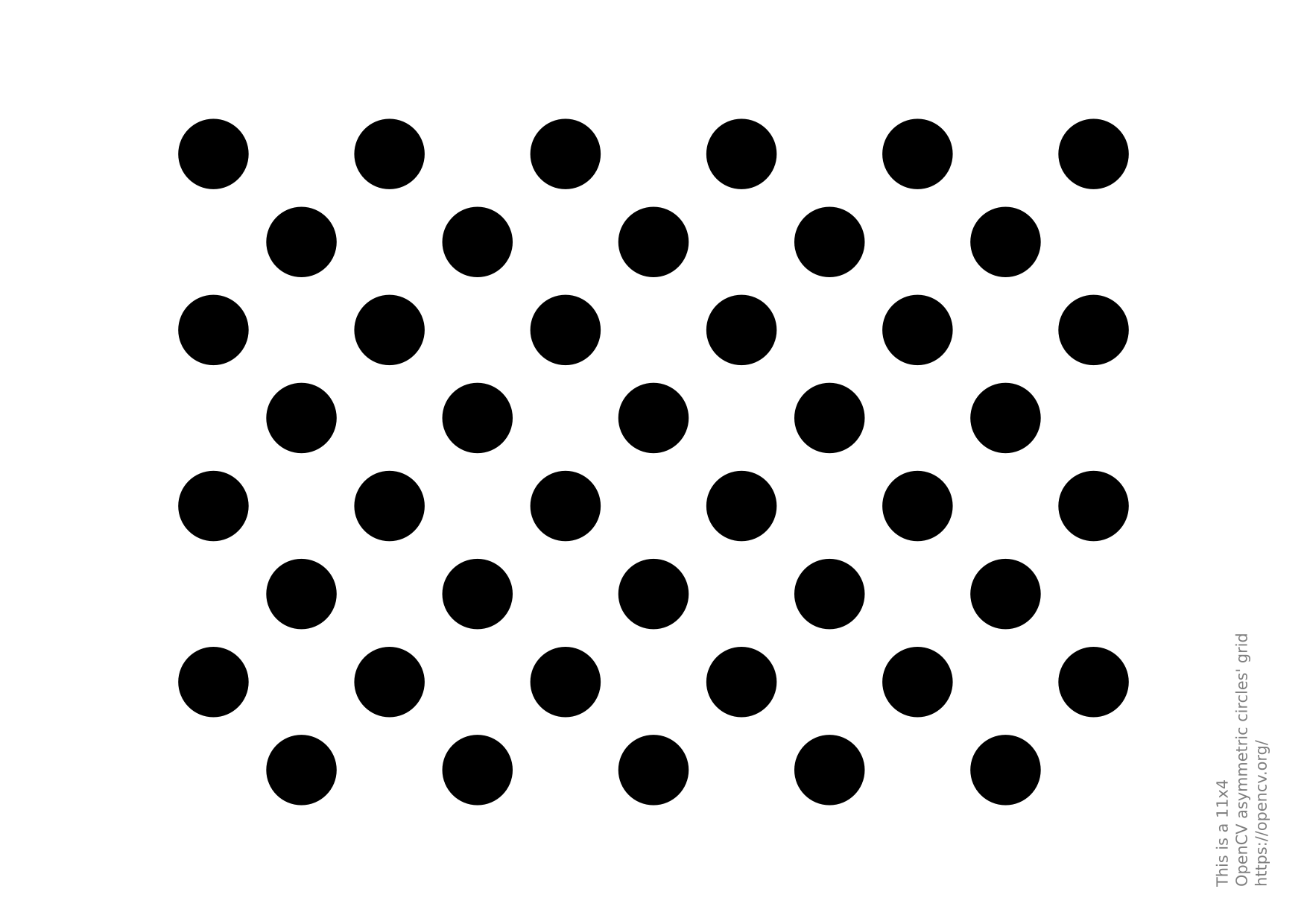OpenCV: Camera calibration With OpenCV