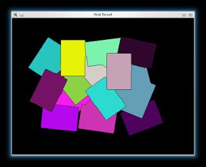 OpenCV: Image Segmentation with Distance Transform and